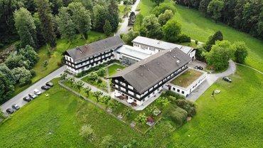 Haus Brannenburg von Oben